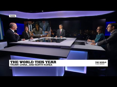 The World This Year: Trump''s presidency; France''s fresh face; After Weinstein, a turning point?