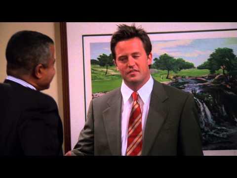 Friends Chandler Interview HD