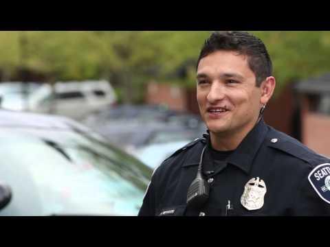 Officer Reynolds Lifesavings Award
