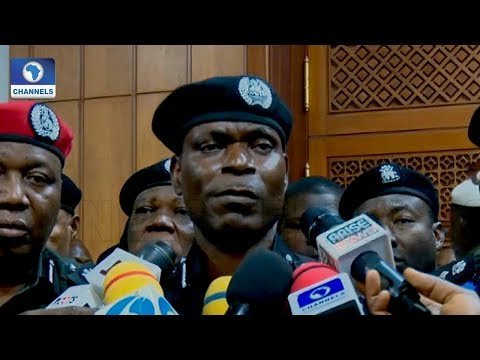 Senate, IGP Discuss Behind Closed Doors For Two Hours 07/05/19 Pt.1 |News@10|