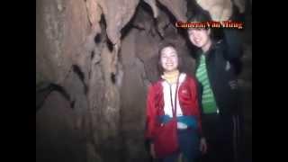 Hang đá thủng Bạch Ngọc - Vị Xuyên - Hà Giang