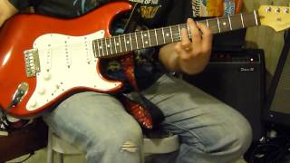 Grace Potter & the Nocturnals - Turntable - guitar cover
