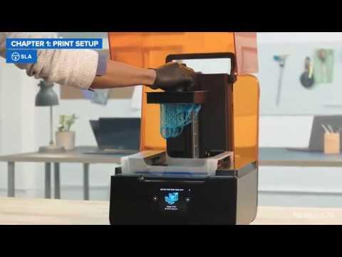 Como escolher uma impressora 3D baseado em velocidade