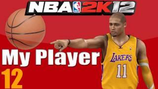 NBA 2k12 My Player Ep.12 - Finally a Starter