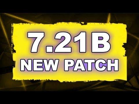 Dota 2 NEW 7.21 B UPDATE - Main Changes! thumbnail