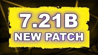 Dota 2 NEW 7.21 B UPDATE - Main Changes!
