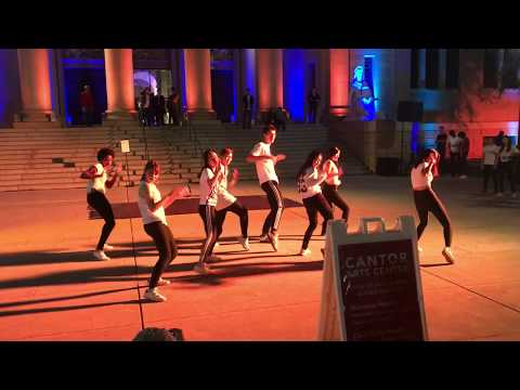 XTRM - Stanford K-Pop   Block Party on the Edge (BPOTE) 2017