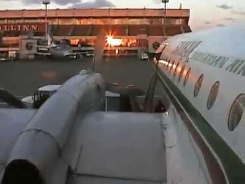 THE SIGHT & THE SOUND 3/14 : Balkan Bulgarian IL-18 LZ-BEU documentary from Tallinn to Shannon