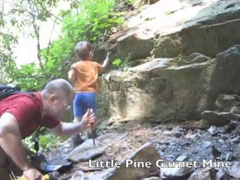Linville Falls Camping Trip 2012