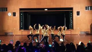 都立目黒高校 ダンス部 文化祭2017 悪兵