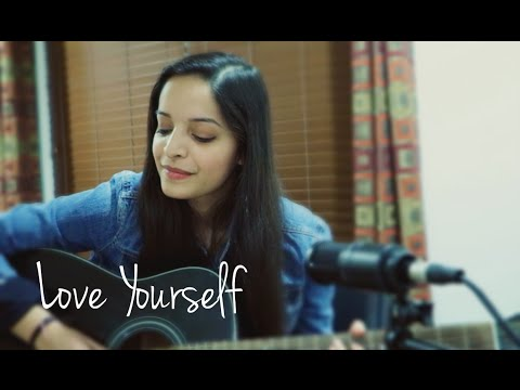 Love Yourself - Justin Bieber (Live Cover by Lisa Mishra)