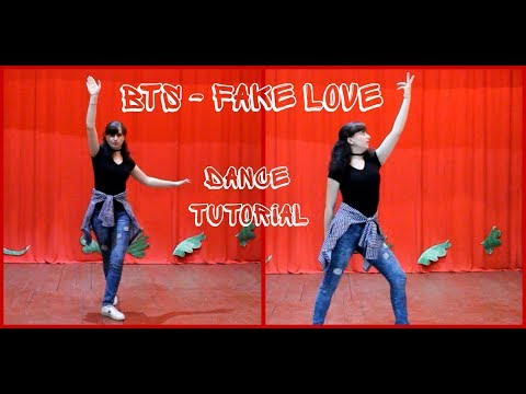 Dance tutorial BTS - \