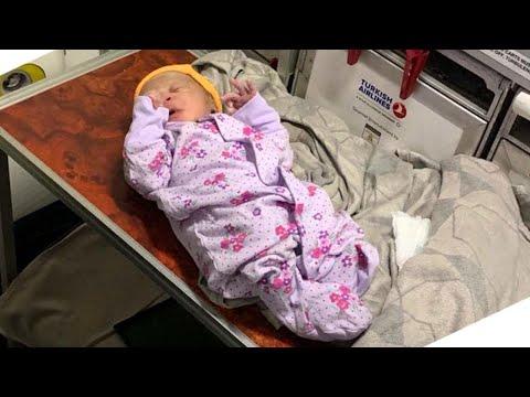 Lance Houston - Baby Born at 42,000 Feet Mid-Flight!