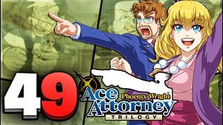 Phoenix Wright Ace Attorney Trilogy HD - Part 49 Hotti Clinic! Justice For All (Switch)