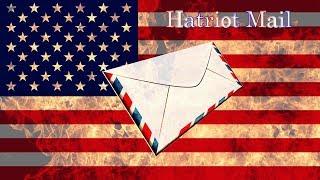Hatriot Mail: Bleeding Heart NPC Beta Cuck Male Loser