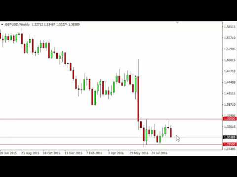 GBP/USD Forecast for the week of September 19 2016, Technical Analysis