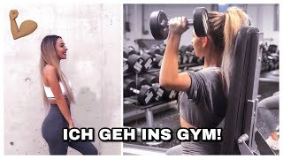 FITNESS, NEW SHOES - LET´S GAMMEL VLOG | Einfach Marci