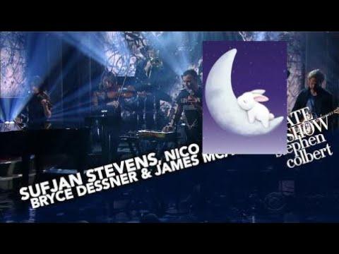Sufjan Stevens, Nico Muhly, Bryce Dessner & James McAlister Perform 'Mercury' |