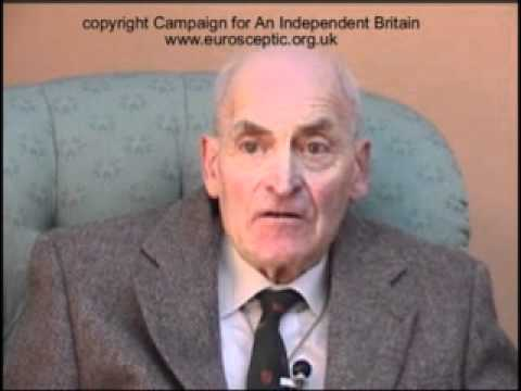 Common Market Referendum - MP Nigel Spearing was there - The country was Duped!