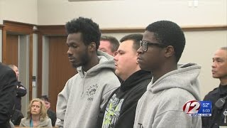 Three More Suspects Charged in Warwick Murder