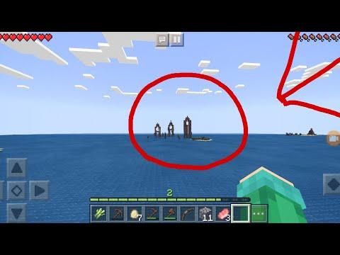 Minecraft выживание на необитаемом острове часть 3