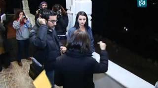 الأميرة ريم العلي تزور تصوير على مد البصر