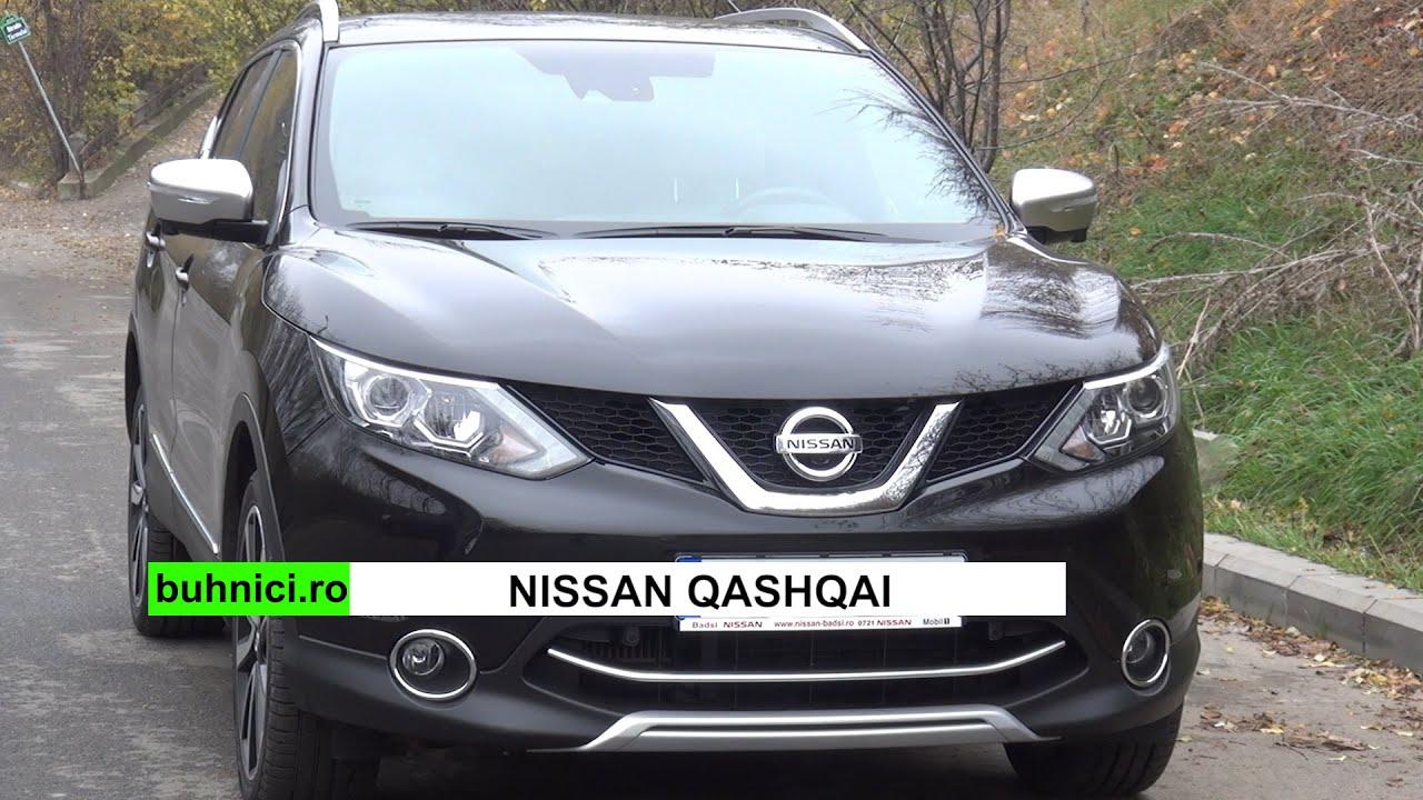 Nissan Qashqai 2015 Review (www.buhnici.ro)