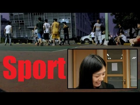 China, How it is - Popular Sports