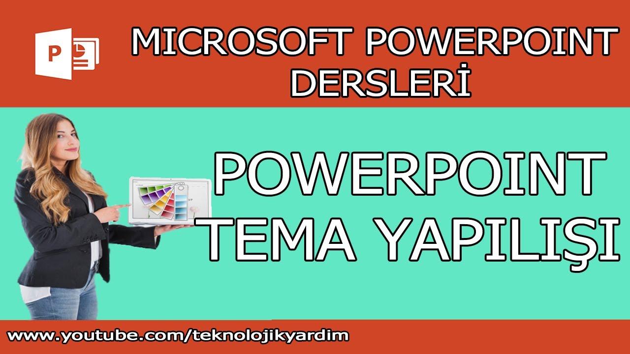 tema powerpoint