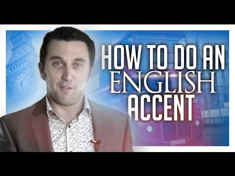 English Accents: How to do an English Accent for Americans! - Marcus Recommends, Episode 74