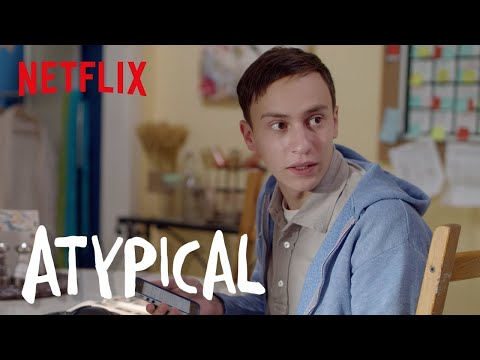 "Atypical | Clip: ""I 100% Don't Care"" 