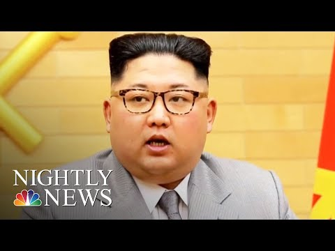 Kim Jong Un: Entire U.S. Is Within Range Of North Korea's Nuclear Weapons | NBC Nightly News