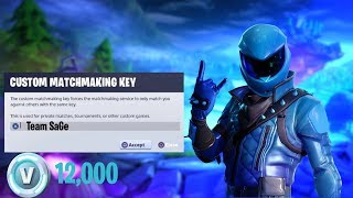 (EU) CUSTOM MATCHMAKING SCRIMS FORTNITE | WITH SUBS | ANY PLATFORM | (PC, PS4, XBOX, MOBILE)