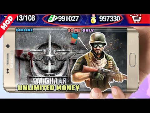 YALGHAAR    mod    apk & unlimited money Android game Hindi    Offline    Proof With Gameplay