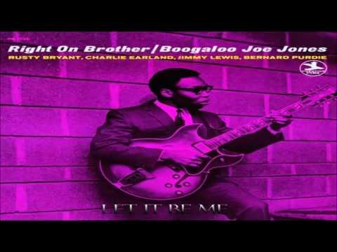 Let It Be Me - Boogaloo Joe Jones