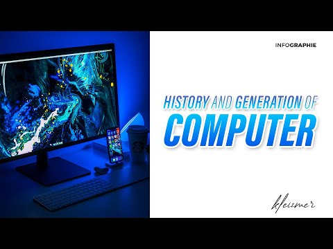 History and Generation of Computers - YouTube