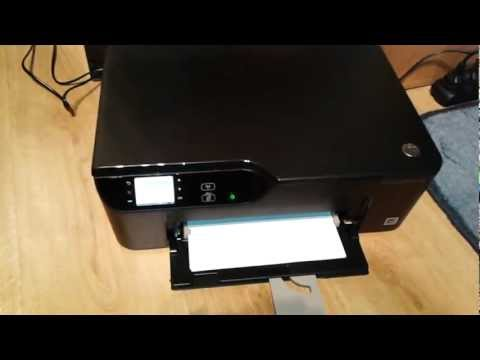 how to connect hp deskjet 3520 to wifi