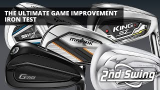 The Ultimate Game-Improvement Iron Test   Trackman testing & comparison