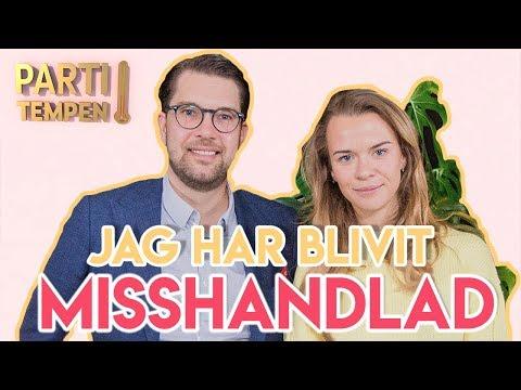 PARTITEMPEN X Jimmie Åkesson (Sverigedemokraterna)