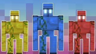 BİSİKLET GOLEMLER #7 (Minecraft Çiftçicraft)