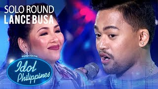 Lance Busa - Ordinary People | Solo Round | Idol Philippines 2019