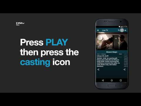 How to cast DStv Now from your Android Device to Google Chromecast - DStv  Self Service