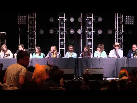 BABSCon 2015 - MLP Voice Actors and Actresses