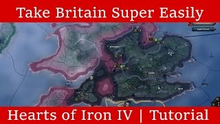 HoI-IV | How to Take Britain with 6 Paratroopers in 6 Months