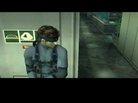 Detonado - Metal Gear Solid 2: Substance - Tanker [01]