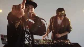 DJ IZOH (2012 DMC WORLD CHAMPION) x ANARCHY