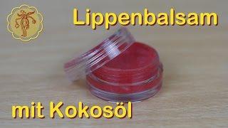 Video Lippenbalsam aus Kokosöl - super einfach und schnell download MP3, 3GP, MP4, WEBM, AVI, FLV Agustus 2018