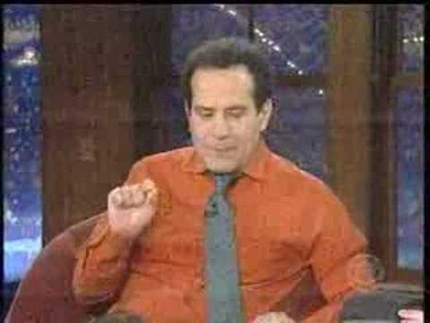 Tony Shalhoub on the Craig Ferguson show on January 22, 2008