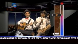 LNN Post Election | Deep Fried Man sings the Morale ft iFani
