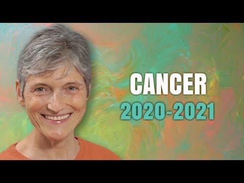CANCER 2020 - 2021 Astrology Annual  Horoscope Forecast